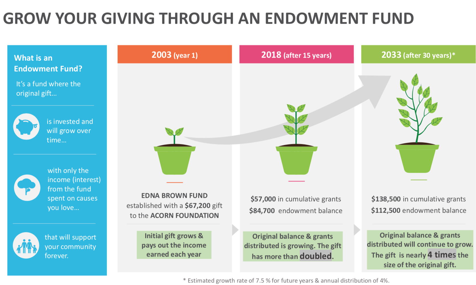 Endowment fund growth CFNZ jpg